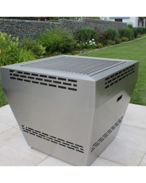 The Cube - Grillfeuerstelle